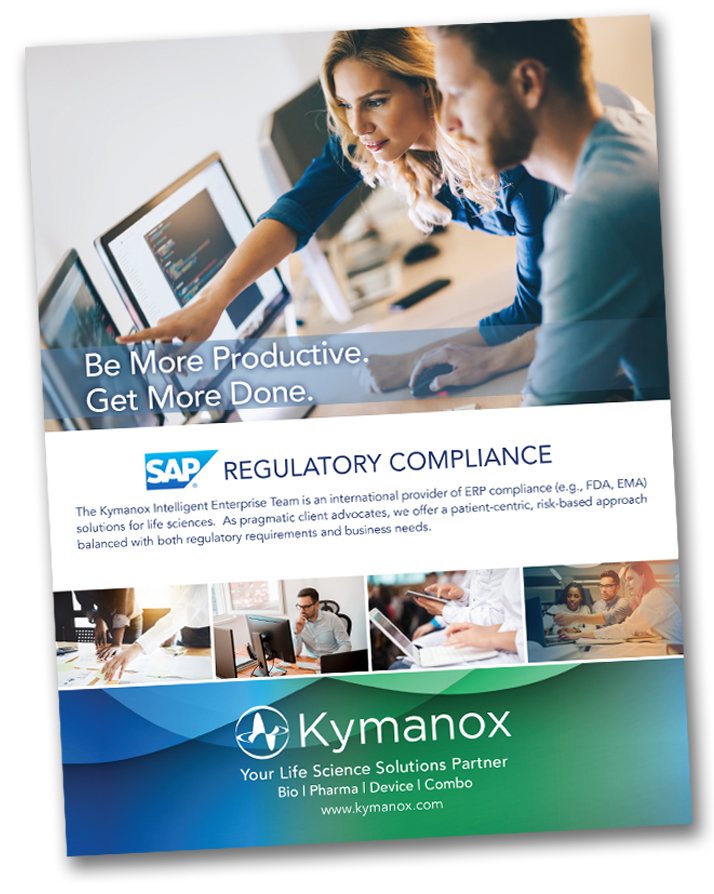SAP Regulatory Compliance